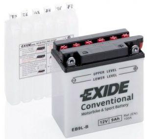 EB9L-B Batería moto EXIDE