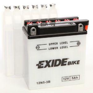 12N5-3B  Batería moto EXIDE