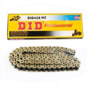 CADENA DID 428 NZ G&B 110 PASOS