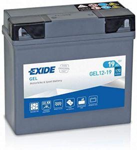 GEL12-19 Batería moto EXIDE