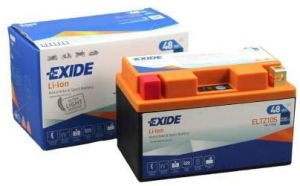 ELTZ10S BATERIA EXIDE Bateria Litio-ion Exide