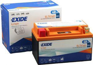 ELTX14H BATERIA EXIDE Bateria Litio-ion Exide