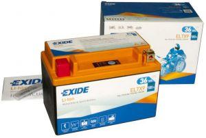 ELTX9 BATERIA EXIDE Bateria Litio-Ion Exide