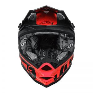 JUST1 J32 PRO SWAT CAMO RED FLUO