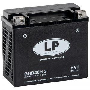 Batería Especial Harley GHD20H-3 (GHD20HL-BS) Gel Bateria Landport premium