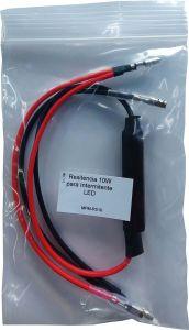 Resitencia 10W para Intermitente LED