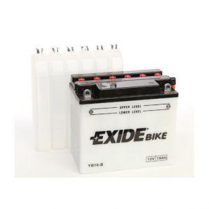 EB16-B Batería moto EXIDE