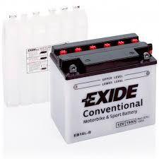 EB16L-B Batería moto EXIDE