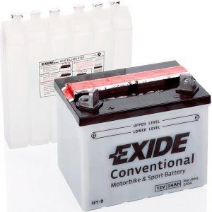 U1-9 Batería moto EXIDE