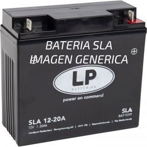 12V/22AH SLA Bateria Landport premium