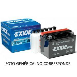 6N2-2A Batería moto EXIDE