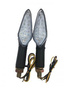 Intermitente LED homologado para moto y scooter Doctor Moto 18 LED M1m