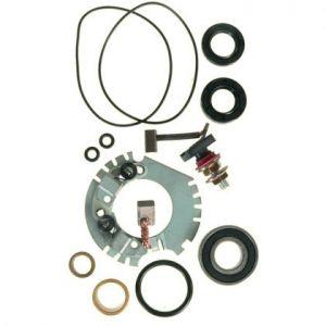 Kit Completo Portaescobillas Mot.Arr Burgman 650 03-