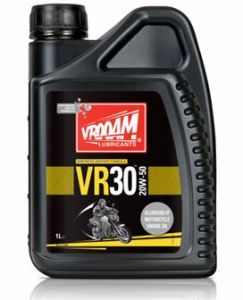 Bote 4 litros VR30 Series Aceite Allround 4T Oil 20W50