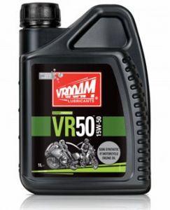 Garrafa 20 litros VR-50 Series Aceite Motor 4T - Sintético 15W50