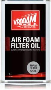 Aceite filtro de aire